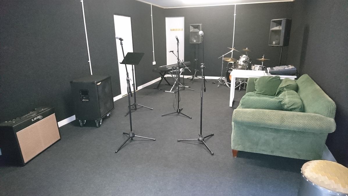 Seaview Rehearsal Room Folkestone - Sophia Stutchbury Singer Songwriter
