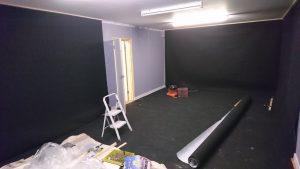 Seaview Studio - Folkestone Music Town - Rehearsal Room