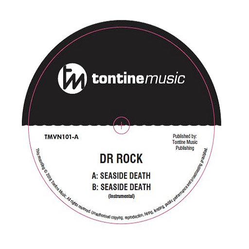 Dr Rock - Seaside Death produced by Technical Finger Seaview Music Studio Folkestone