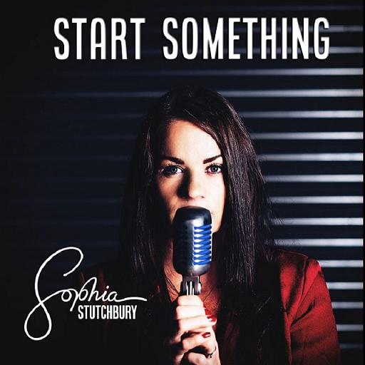 Sophia Stutchbury - Start Something - Album produced by Technical Finger Seaview Studio Folkestone